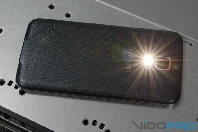 7 дней с Samsung Galaxy S5: Камера