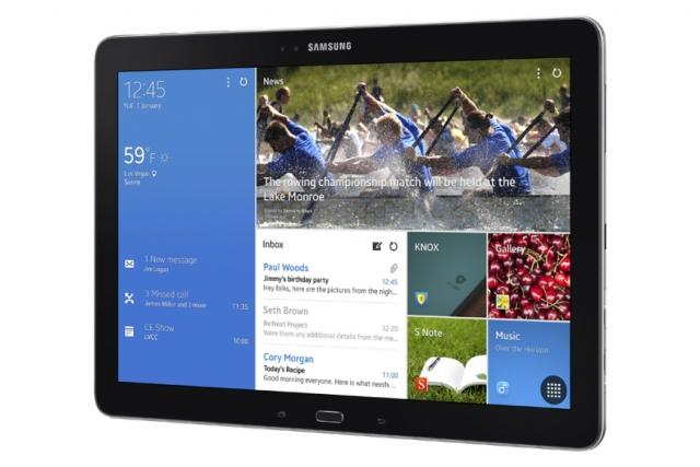 Samsung в 2014 году: больше фаблетов, больше планшетов