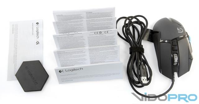 Обзор игровой мыши Logitech G502 Proteus Core: настройся на победу