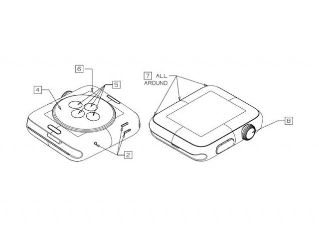Ремешок Reserve Strap использует скрытый порт Apple Watch, чтобы заряжать батарею