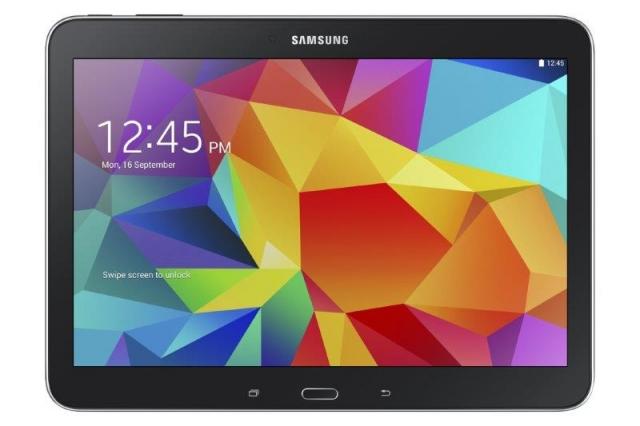 Новое поколение планшетов Galaxy Tab 4