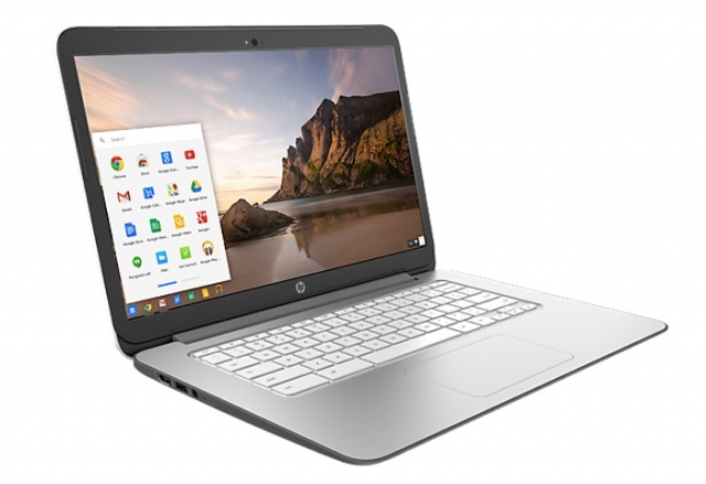 "HP представила 14"" Chromebook с сенсорным дисплеем и ценником 0"