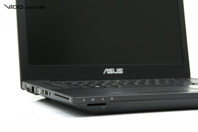 Обзор ноутбука ASUS ASUSPRO B451JA: железная воля