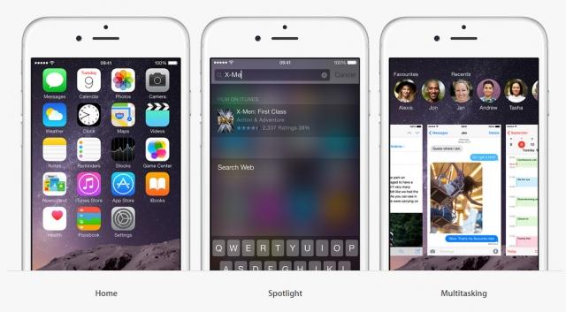 Apple iOS 9 будет оптимизирована для старых устройств
