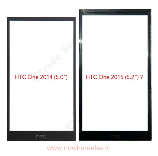 Первый взгляд на новый HTC One M9: отличное соотношение экрана к корпусу