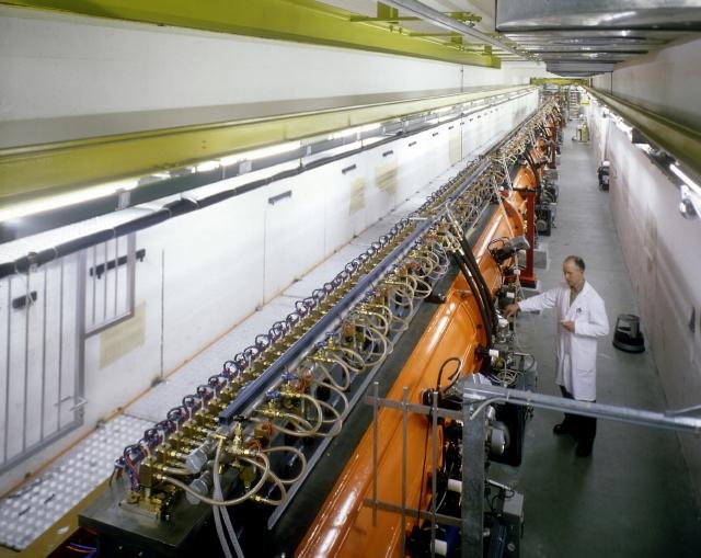 Что такое большой адронный коллайдер?