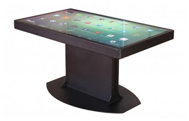 46-дюймовый «умный» стол Ideum Duet на Windows 8 и Android 4.4 KitKat выходит на следующей неделе (+видео)