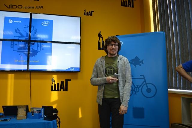 В Киеве состоялась встреча мейкеров Intel IoT MeetUP