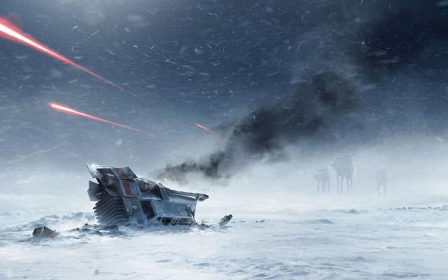 Игры, выходящие в 2015 – Star Wars Battlefront