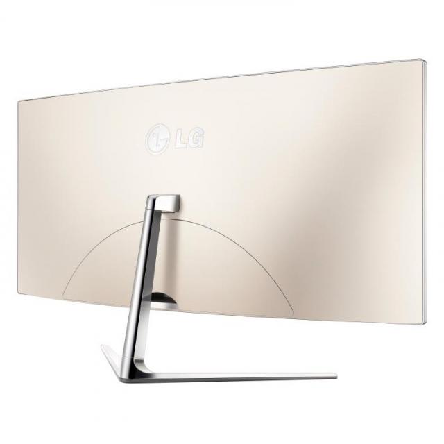 Вигнутий LG 21:9 UltraWide монітор 34UC97 – у продажу в Україні