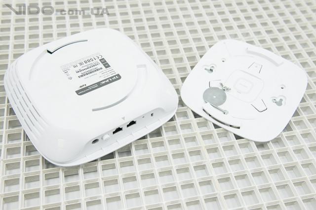 Обзор точки доступа TP-LINK EAP120: для масштабной сети Wi-Fi