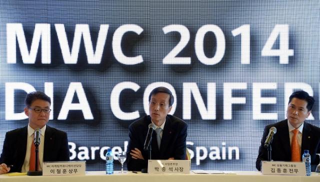 MWC 2014: новинки от LG