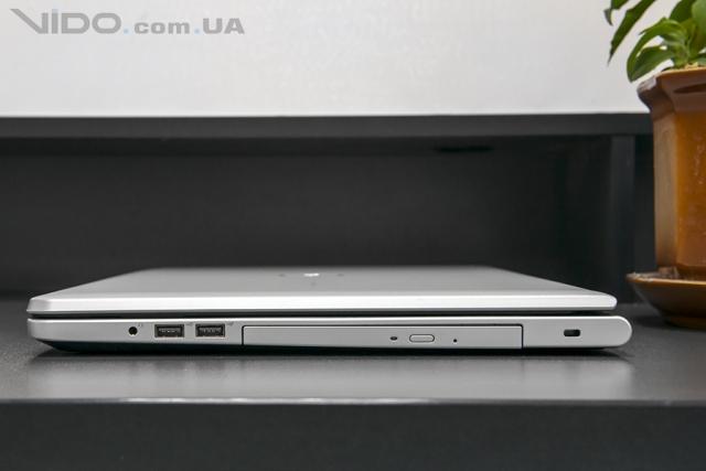 Обзор ноутбука DELL Inspiron 5758: хорошая аура
