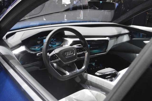 Электрический концепт-кар Audi