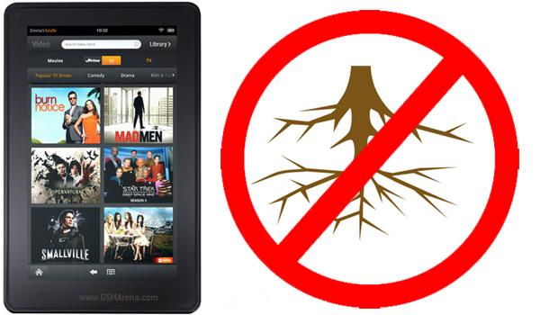 Обновление 6.2.1 для Kindle Fire делает невозможным использование прав суперпользователя.