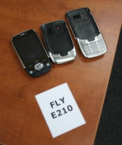 Fly представил новую линейку мобильных терминалов