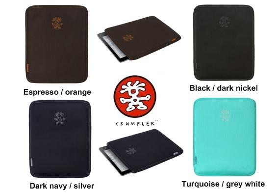 Crumpler Giordano Special iPad GSIP-002. Чтоб не делать отпечатков