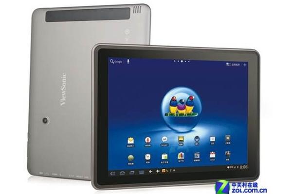 ViewSonic выпустила 9,7-дюймовый ультратонкий планшет - ViewPad 97a.