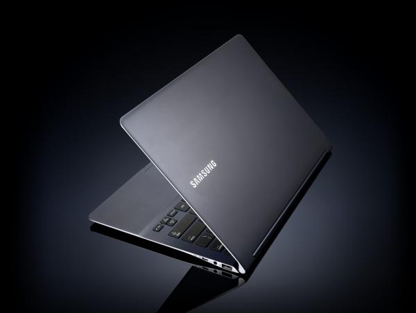 CES 2012: новый ноутбук Samsung серии 9