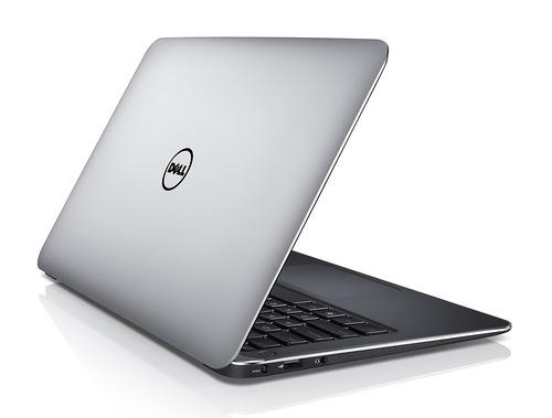 CES 2012: Первый ультрабук от  Dell - XPS 13