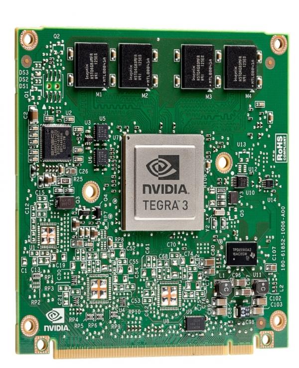 В каждый Audi - по процессору NVIDIA Tegra 3