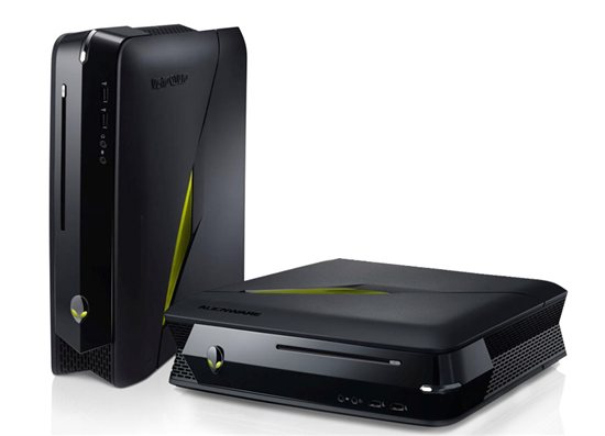 Alienware X51 - мощный игровой компьютер в миниатюрном корпусе