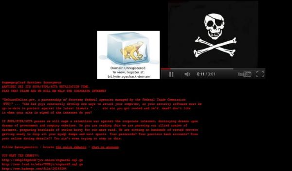 Взломан правительственный сайт США по онлайн-безопасности