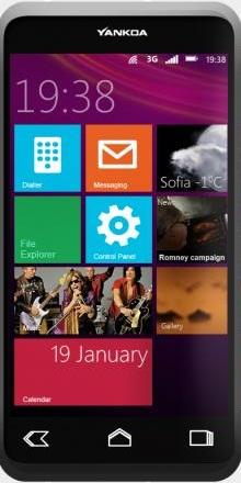 Интерфейс в стиле Windows 8 Metro на Android-устройствах