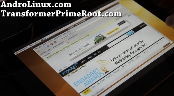 Инструмент для разблокировки загрузчика для Asus Transformer Prime выйдет в феврале 2012 года