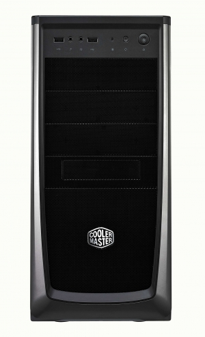 Новый корпус от Cooler Master - Elite 372