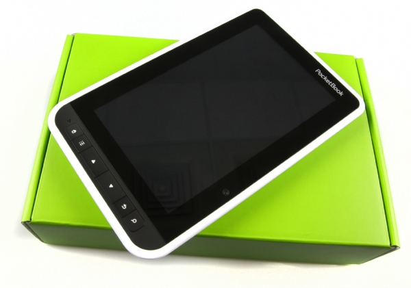 "PocketBook A7"" – прямой конкурент Amazon Kindle Fire"