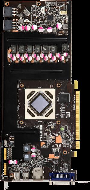 R7950 Twin Frozr III 3GD5/OC - новая видеокарта на Radeon HD 7950 от MSI