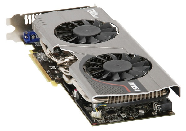 R7950 Twin Frozr III 3GD5/OC - новая видеокарта на Radeon HD 7950 от MSI