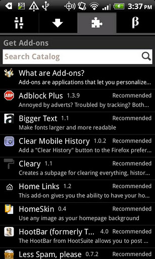 Firefox 10 для ПК и  Android