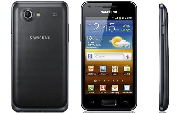 Samsung официально представила в Украине смартфон GALAXY S Advance