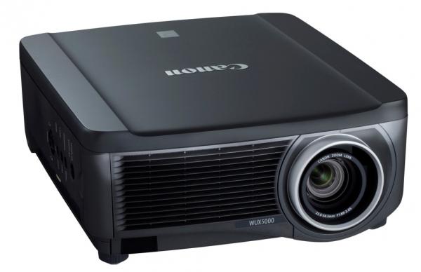 Новый проектор Canon XEED