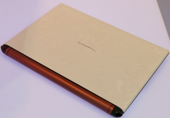 Референсный дизайн ультратонкого ноутбука на APU Trinity от AMD