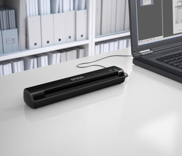 Первый портативный сканер Epson WorkForce DS-30