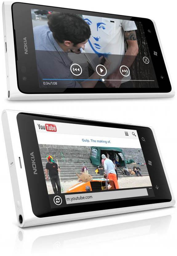 Nokia может начать мировые продажи Lumia 900