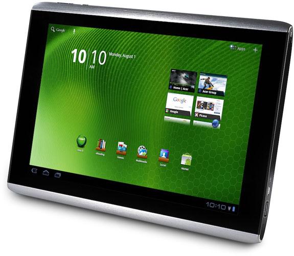 Сэндвич для Acer Iconia Tab A500