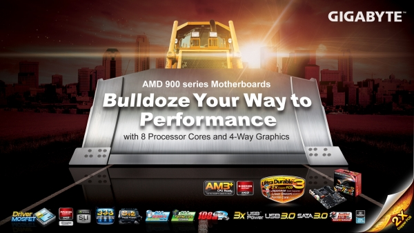 Разгони свой процессор AMD до максимума и выиграй системную плату GIGABYTE 990FXA-UD7