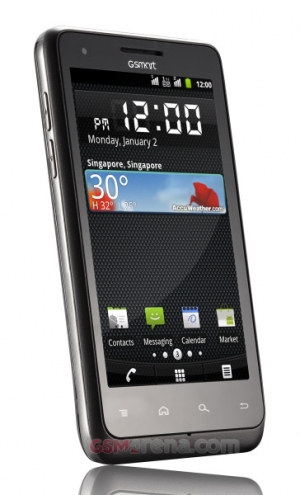 На выставке MWC Gigabyte представит бюджетный Android-смартфон на 2 SIM-карты - GSmart G1355
