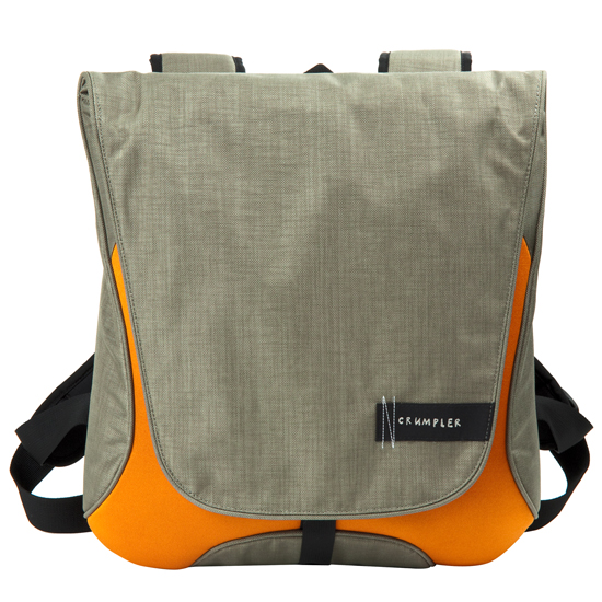 "Crumpler Prime Cut Backpack 15""W"