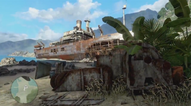 Презентован новый геймплей популярной игры Far Cry 3