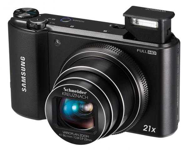 Samsung SMART фото- и видеокамеры