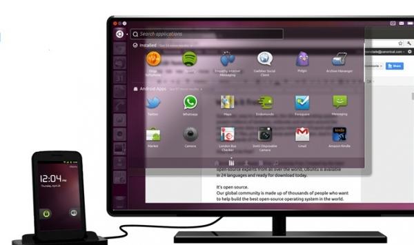Ubuntu для Android может заменить обычный ПК