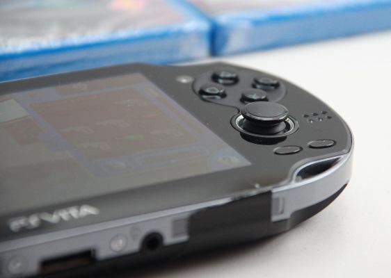 Sony PlayStation Vita - долгожданная игрушка