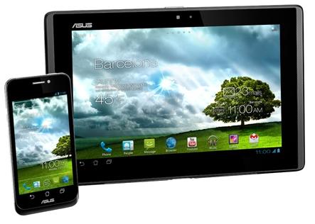 MWC 2012: ASUS представила гибрид Padfone