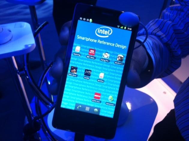 Мобильные связи от Intel