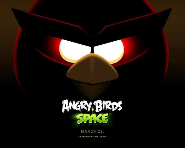 Angry Birds отправляются в космос